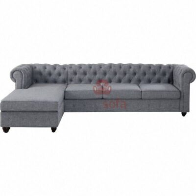 Sofa Cổ Điển Quitaque Left Hand Facing Sectional Ảnh 2